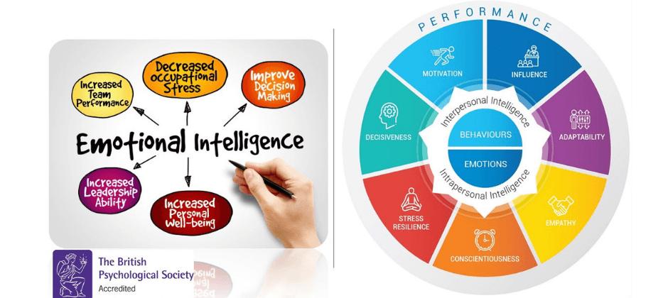 Self Awareness – Emotional Intelligence – Personalised or Team: Myers Briggs or E.I. Profiling