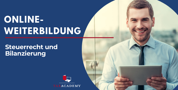 Tax Academy Online-Lehrgang