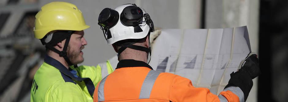 Rakennusalan työmaajohdon erikoisammattitutkinto | rakennustyömaan työnjohdon osaamisala (REAT) | TTS Työtehoseura