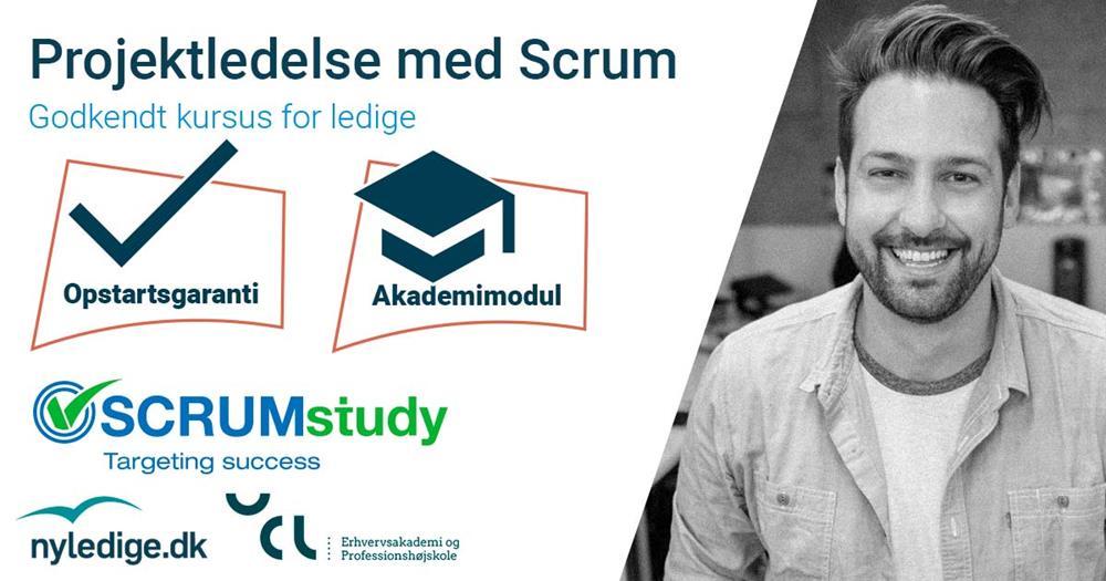 Projektledelse med Scrum Nyledige.dk