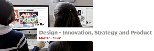 Tag en 1st Level Master Degree i Design - Innovation, Strategy and Product