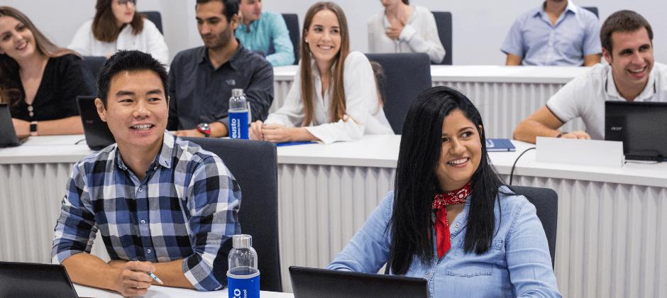 Master's Degree in Management (Spanish)
