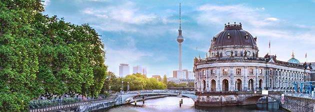 EF Opintovuosi ulkomailla | Berliini / EF Education First