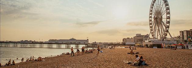 EF Opintovuosi ulkomailla | Brighton / EF Education First