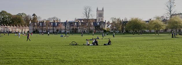 EF Opintovuosi ulkomailla | Cambridge / EF Education First
