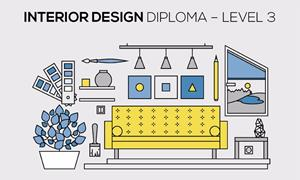 Interior designing diploma level 3 global edulink - Interior design courses distance learning ...