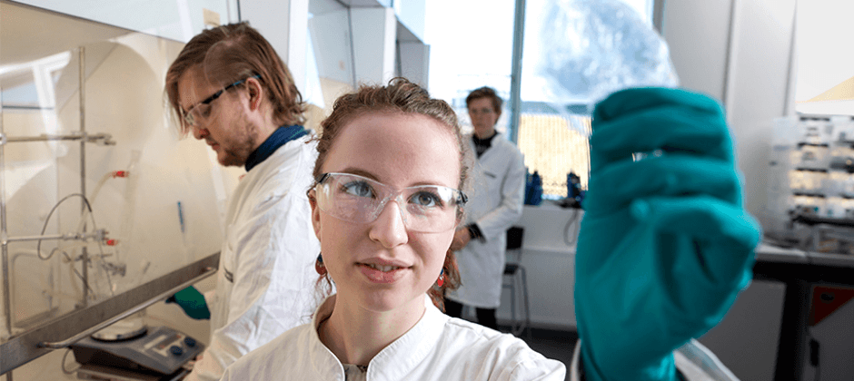 MSc in Biotechnology and Chemical Engineering
