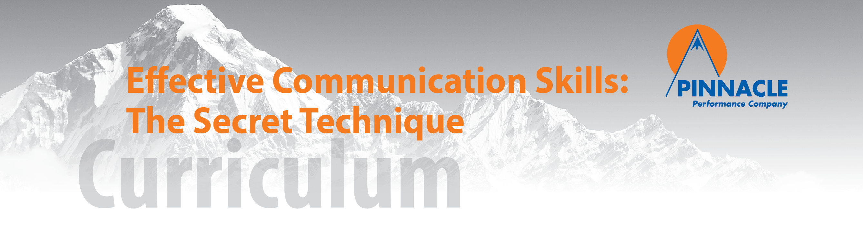 Effective Communication Skills course