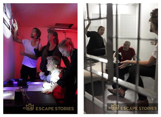 Teambuilding i Stockholm - Escape Room