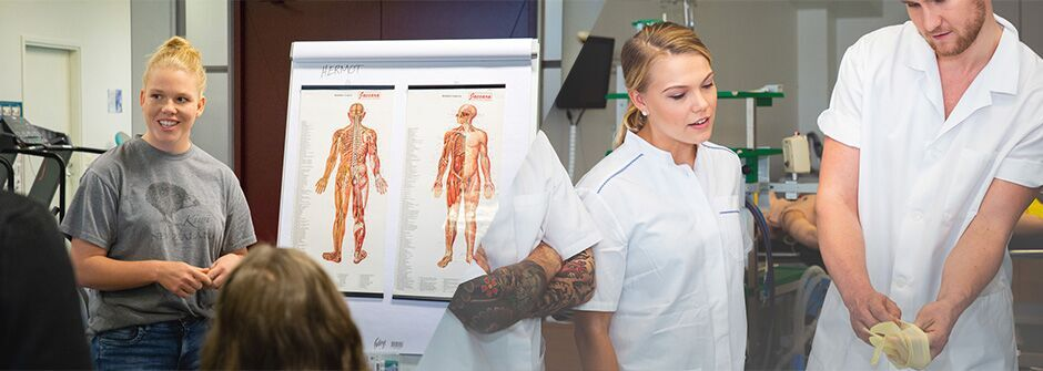 Sairaanhoitajakoulutus | Laurea