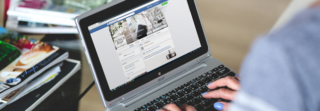 Mainonta ja markkinointi Facebookissa