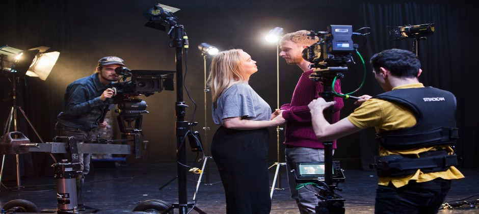 FILM – CREATING AND PRODUCING
