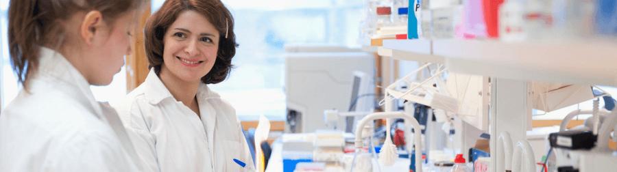 MA in Biochemie - Universität Stockholm