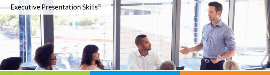 Executive Presentation Skills Onsite Training