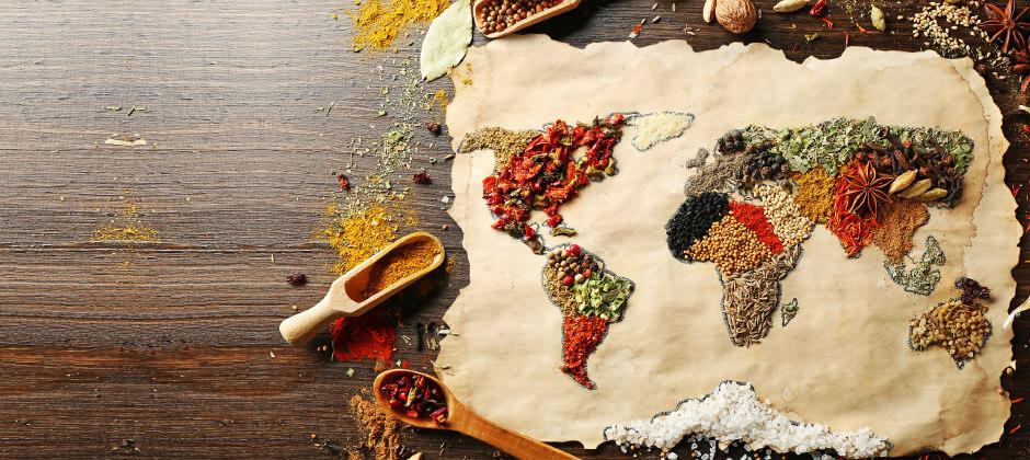 Global MBA - Food & Wine