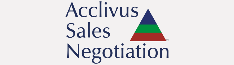 Acclivus Sales Negotiation