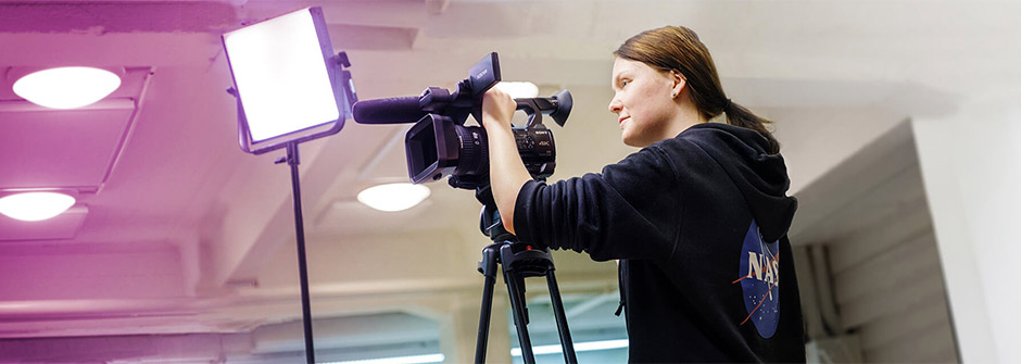 Elokuva- ja videoalan opinnot