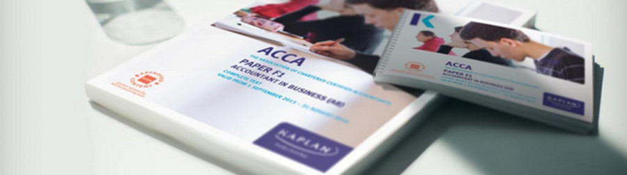 ACCA Applied Knowledge - Distance Learning