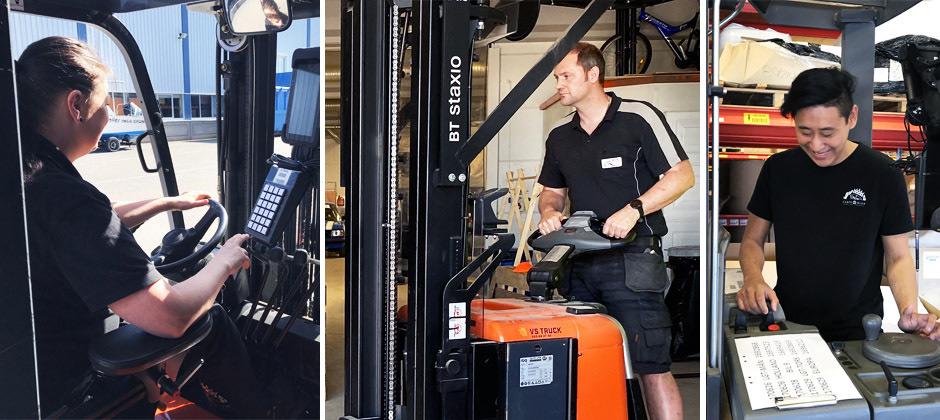 Truckutbildning – Företagsanpassad
