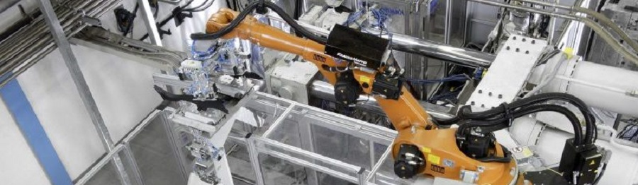 ABB Roboter-Programmierung – Advanced