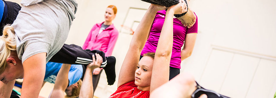 Fysioterapeutti (AMK) | fysioterapia | monimuotototeutus