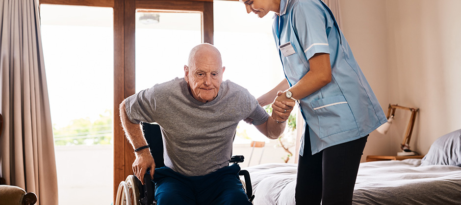 Belastningsergonomi och lyftteknik för vård- och omsorgspersonal. O