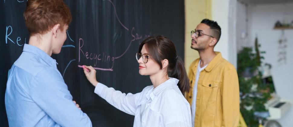 Yrkesutbildning till lärarassistent
