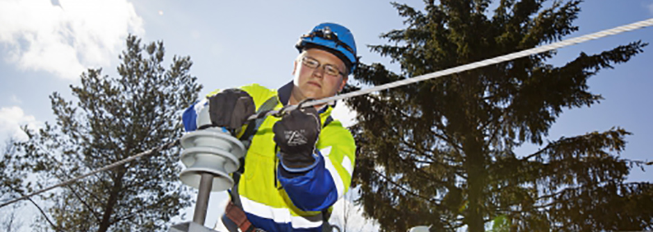 Energia-alan ammattitutkinto | sähköverkkoasennuksen osaamisala