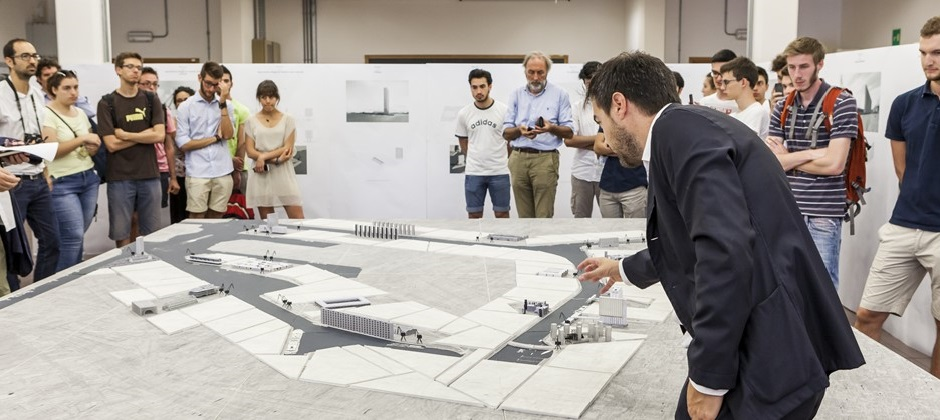 ter Degree Programme in Architecture