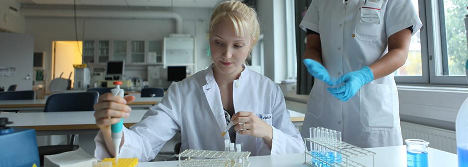 Bioanalyytikko (AMK) | päivätoteutus