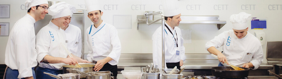 Technician in Cooking, Gastronomy and Restaurant Business Services