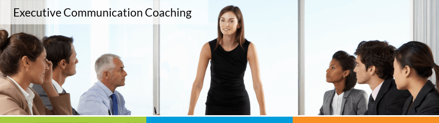 Executive Communication Coaching