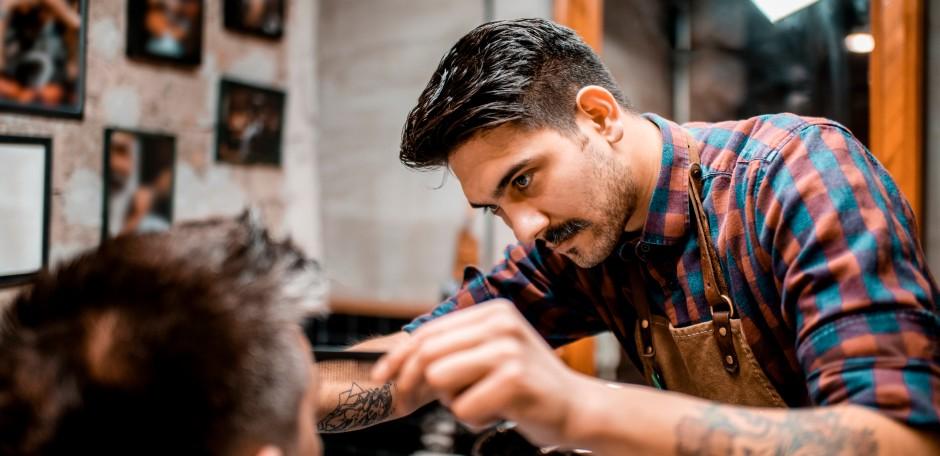 Barberarutbildning