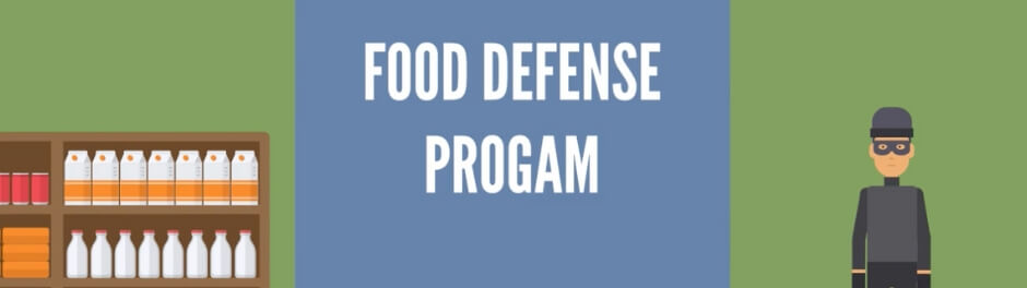 Food Defense Program