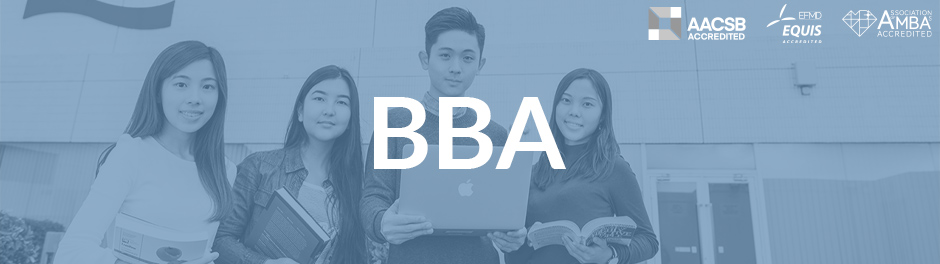 Bachelor of Business Administration (Hons) (BBA)