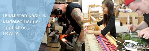 Ikaalisten käsi- ja taideteollisuusoppilaitos