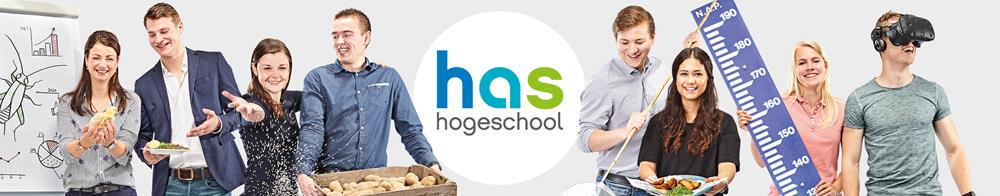 HAS Hogeschool header