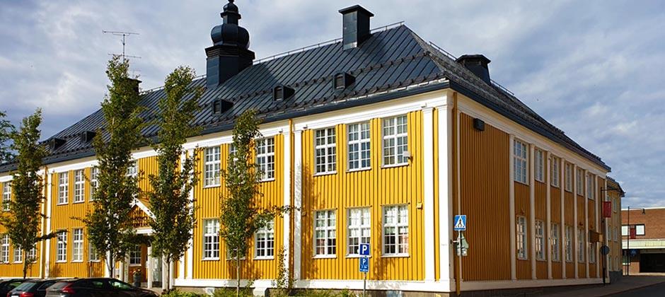 Sverigefinska folkhögskolan