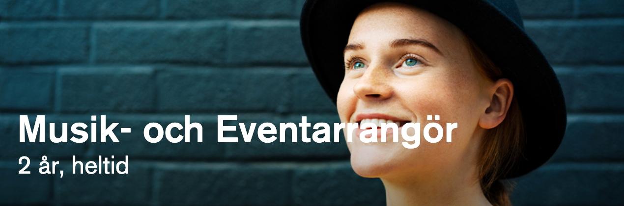 Musik- och eventarrangör