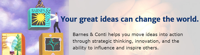Great ideas-Barnes & Conti