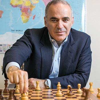 Boka Gary Kasparov
