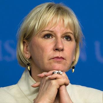 Boka Margot Wallström