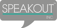 Speakout Inc. Logo