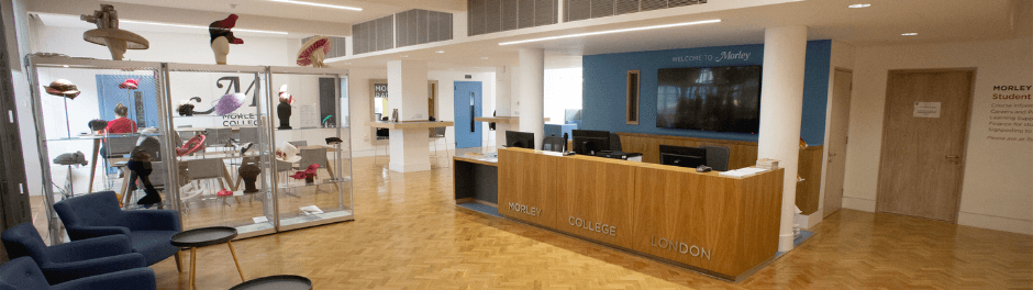 Courses from Morley College