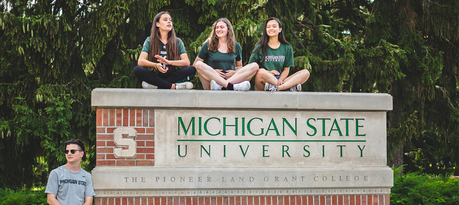 michigan state university students