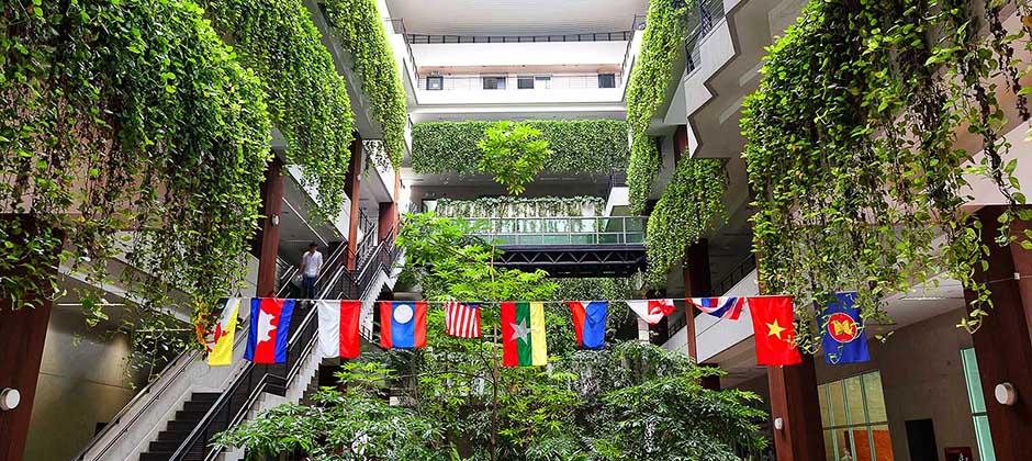 Studera utomlands på Kasetsart University