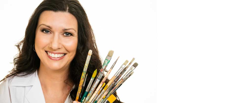 Happy Painting - målerikurser