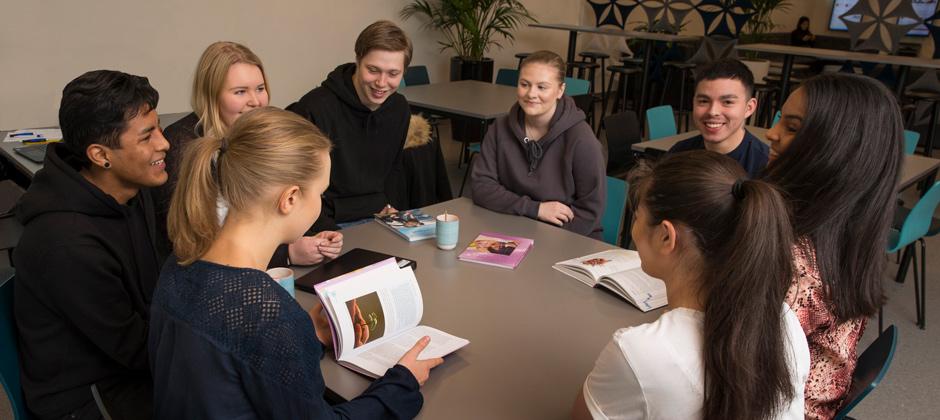 Vård- och omsorgscollege Stockholmsregionen