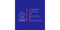 London School of Business and Education logo