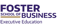 University of Washington Foster School of Business Executive Education